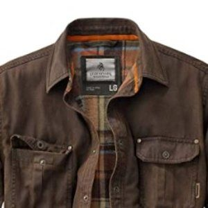 Legendary Whitetails Jackets & Coats - Men's jacket (flannel lining)